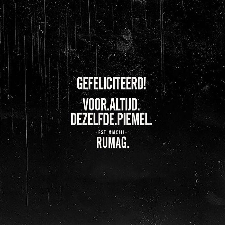 13.7K vind-ik-leuks, 1,268 reacties - RUMAG | Nederland (@rumagnl) op Instagram: 'We willen deze quote eigenlijk als kaartje toevoegen aan de @greetz.nl RUMAG collectie... Perfect…'