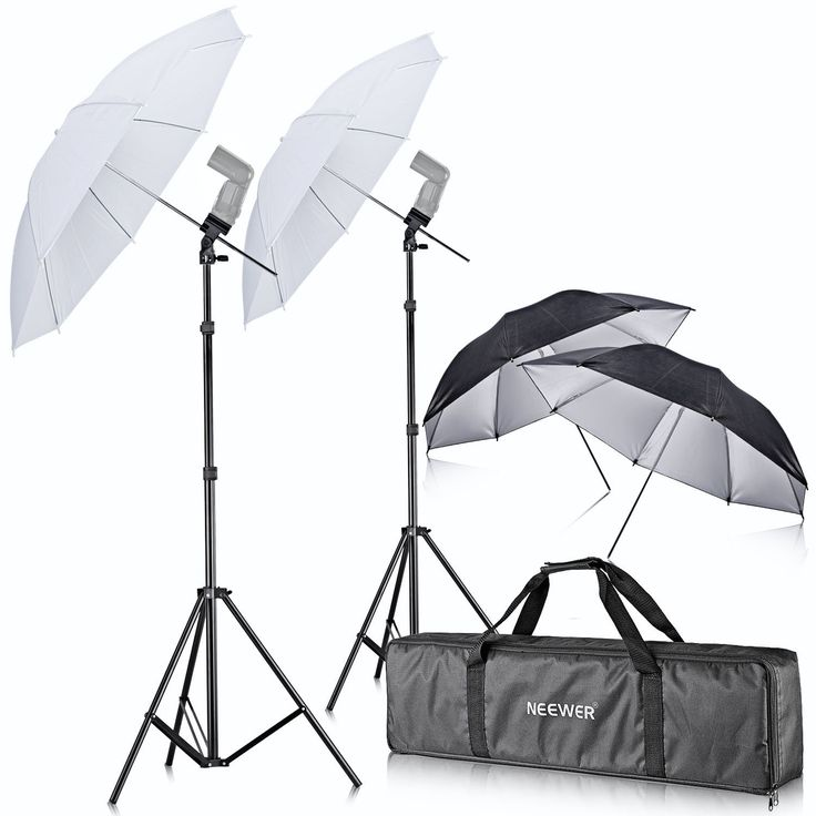 Recommend great items: Neewer® Off Camera Double Speedlight Flash ShoeMount Swivel Soft Umbrella Kit for Canon 430EX II,580EX II,600EX-RT,Nikon SB600 SB800 SB900,Youngnuo YN 560,YN 565,Neewer TT560,TT680,TT850,TT860 - Cameras, Lens And Accessories For Everyone