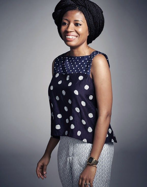 Amaka Osakwe, The Nigerian Fashion Designer