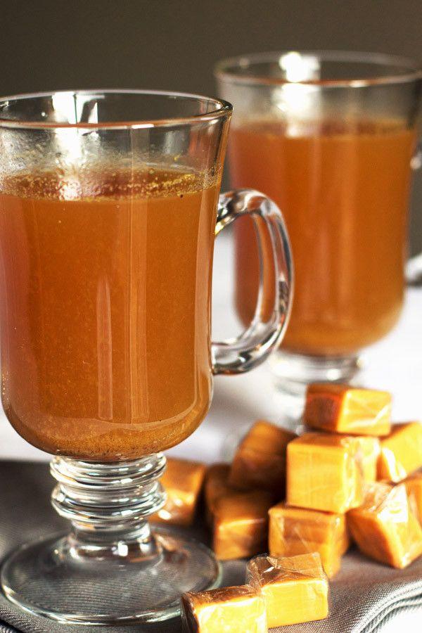 Hot Spiked Apple Cider Recipe with a Mediterranean Twist  - http://www.themediterraneandish.com/hot-spiked-apple-cider-recipe/