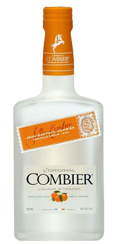 Combier Orange Liqueur - heads and tails better than Cointreau