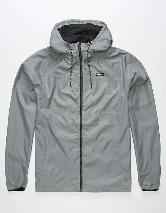 Hurley Protect Mens Windbreaker