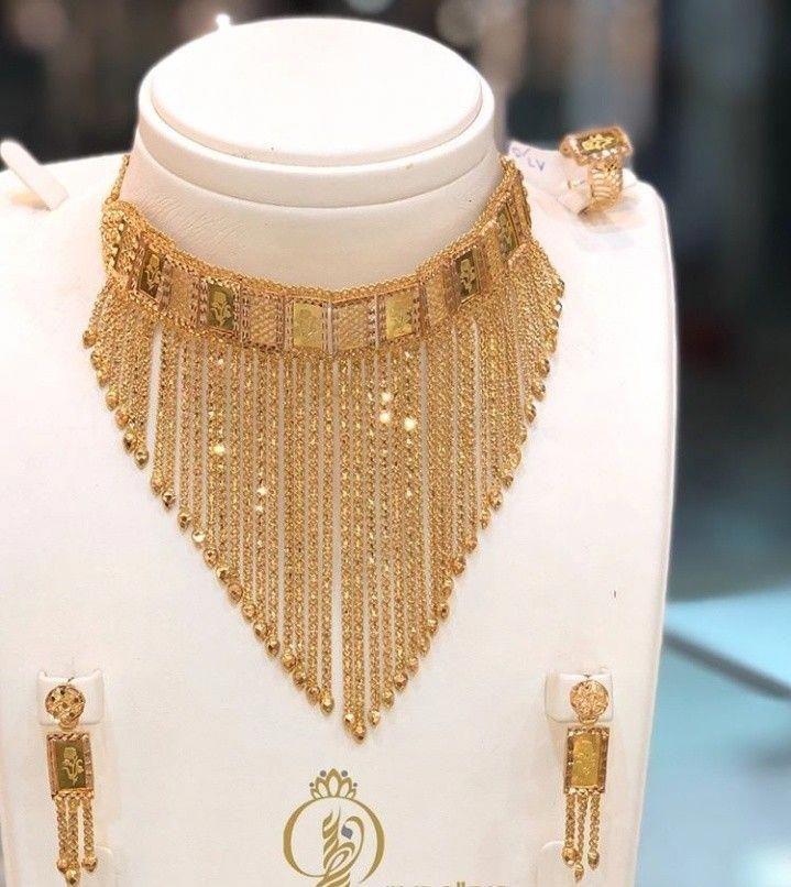 Awesome Handmade Jewellery Goldjewellerydesignindian Bridal Gold Jewellery Designs Bridal Gold Jewellery Fashion Wedding Jewelry