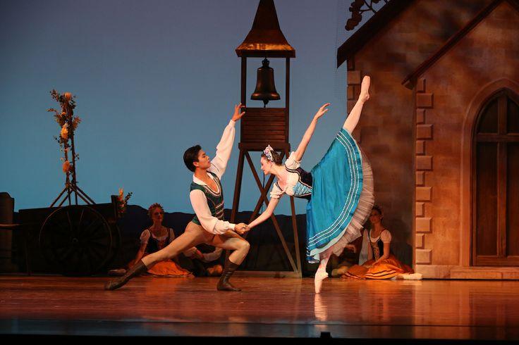 Queensland Ballet presents Coppélia choreographed by Greg Horsman