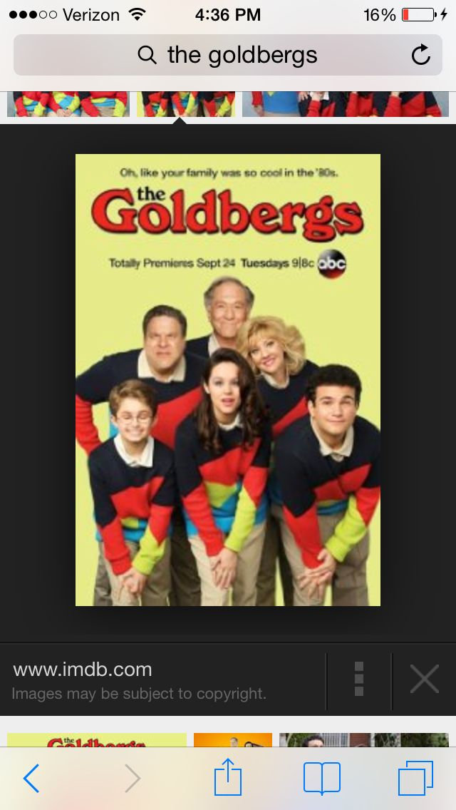 This Show Is Hilarious The Goldbergs Streaming Tv Shows Free Tv Shows