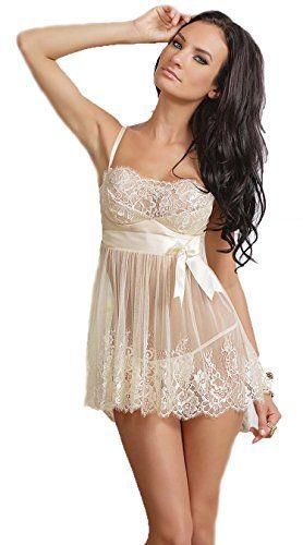 Women Honeymoon Sleepwear Plus Size Women Lingerie Lace Babydoll Lingerie (XX-Large) C.C. Beauty http://www.amazon.com/dp/B00V60EXOC/ref=cm_sw_r_pi_dp_A0hovb017R89E