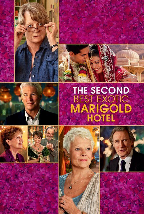 The Second Best Exotic Marigold Hotel 2015 Full Movie Online Player check out here : http://movieplayer.website/hd/?v=2555736 The Second Best Exotic Marigold Hotel 2015 Full Movie Online Player  Actor : Dev Patel, Maggie Smith, Danny Mahoney, David Strathairn 84n9un+4p4n