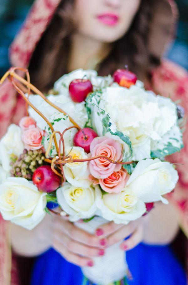 snow white wedding ideas maryangelo photography
