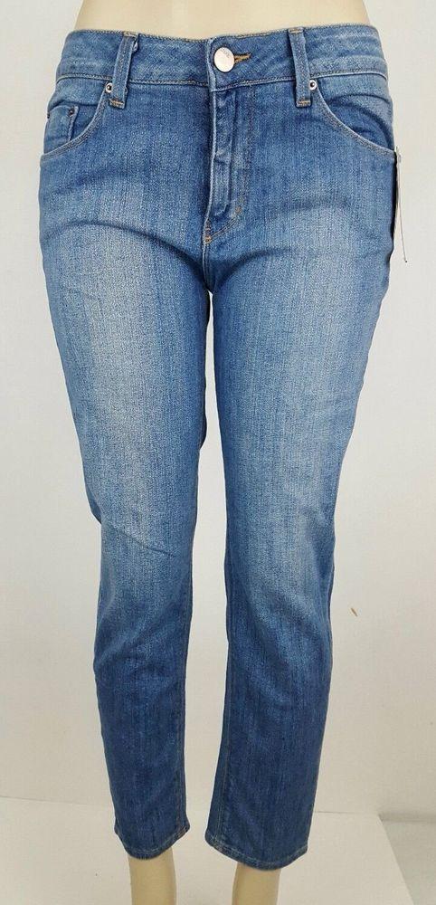 BDG Slim Fit Ankle Grazer Cigarette Women's Jeans Size 31 #BDG #SlimSkinny