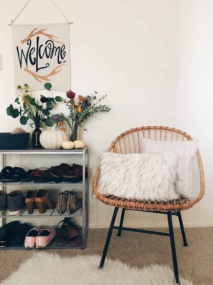 Decor Dreamin — LA vibes, college apartment, Anthropologie, Ikea, Target