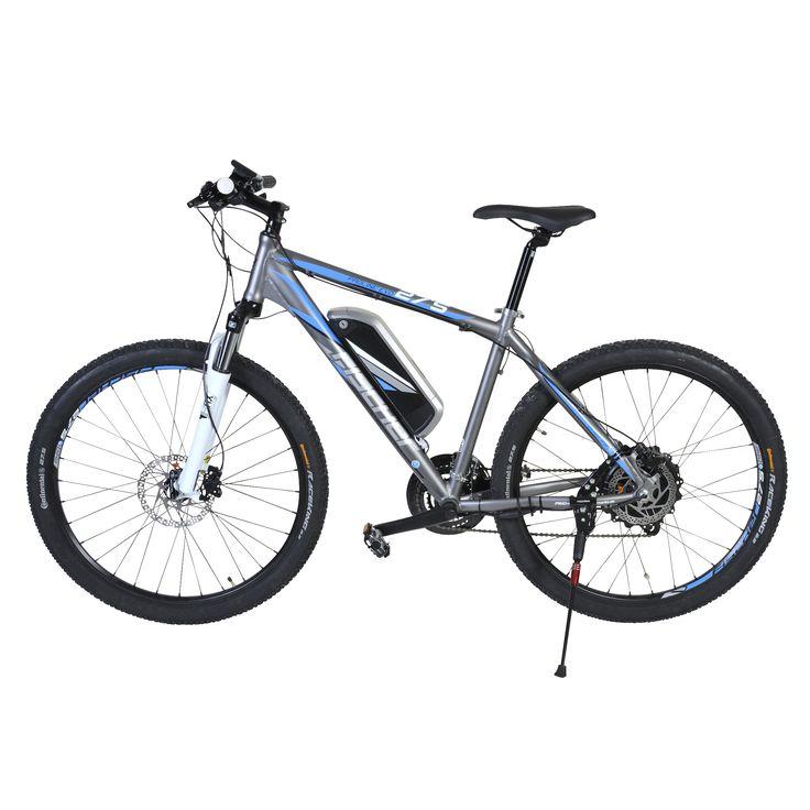 Günstige Fischer E-Bikes 2015: Citybike, Trekkingrad und E-Mountainbike - http://www.ebike-news.de/guenstige-fischer-e-bikes2015-citybike/8437/