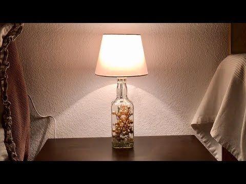 die besten 25 lampe aus flaschen ideen auf pinterest silikon farben dr braun und. Black Bedroom Furniture Sets. Home Design Ideas