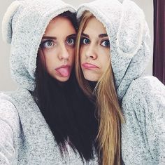 They are the one person you know won't judge you because they are just as silly as you