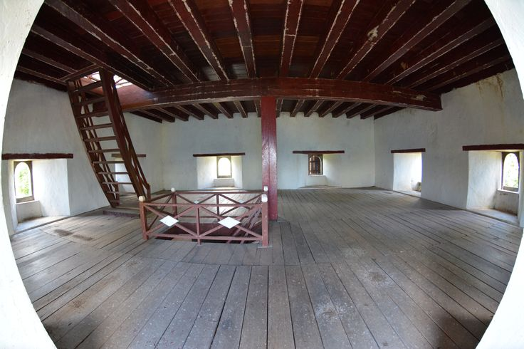 First floor, inside Fort Amsterdam, Ambon