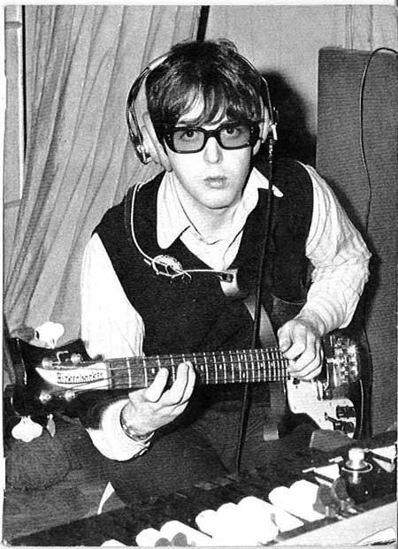 Revolver Sessions, 1966 Paul