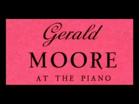 Bach / Stölzel / Elisabeth Schwarzkopf, 1954: Bist du bei mir, BWV 508 - Gerald Moore, Piano