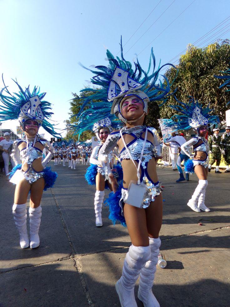 Carnaval de Barranquilla 2014 - Foto: Harrison Ayala Pardo