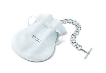 Fiat Silver Bracelet | 500 Merchandise | Fiat Merchandise | SG Petch