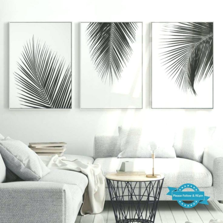 Moderne Bilder Fürs Wohnzimmer Schwarz Weiß