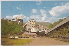 "West Virginia Coal Companies | Morgantown, West Virginia Postcard ""MODERN COAL MINE"" c1960s Chrome ..."