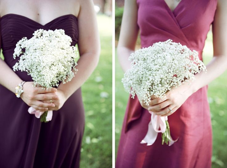 Wedding Flowers: 35 Beautiful Bridesmaid Bouquets