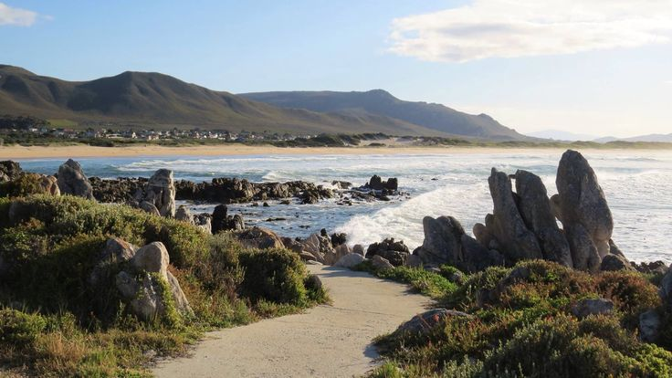 Skulpiestrand, Kleinmond - South Africa