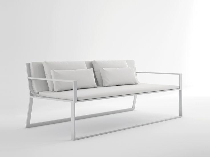Blau Sofa By Gandia Blasco | Hub Furniture Lighting Living