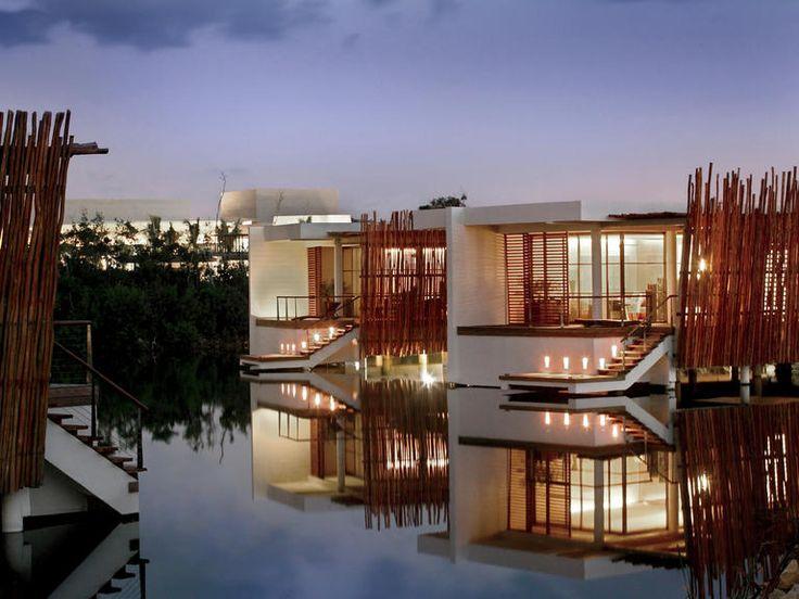 Suítes mais luxuosas do mundo para lua de mel - Mayakoba Rosewood em Riviera Maya México