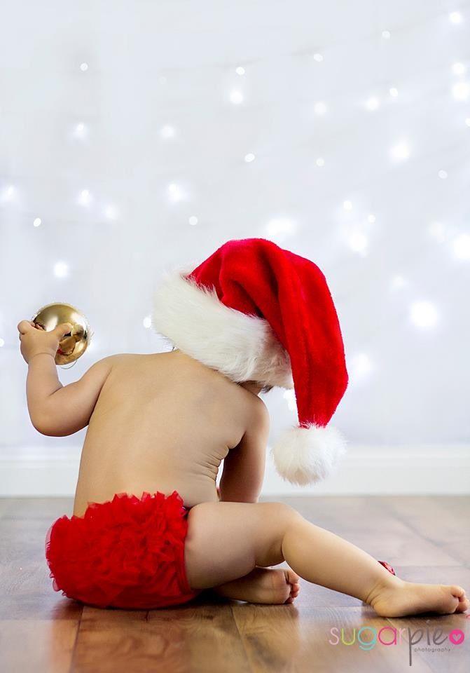 Christmas, baby girl, christmas baby photography, toddler christmas photography