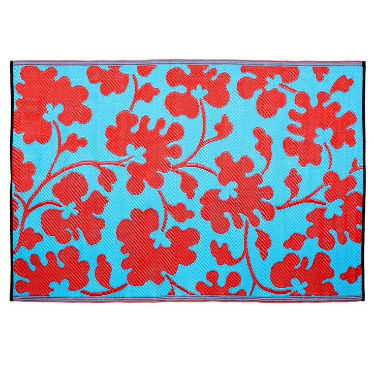 I Really Love This Red And Blue Colorway Of Our Oslo Rug  Wish We Had