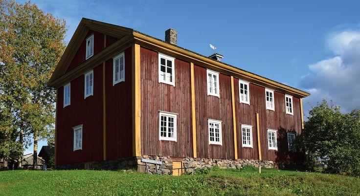 Väinöntalo, Evijärvi. South Ostrobothnia province of Western Finland. - Etelä-Pohjanmaa.