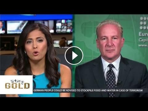 Peter SCHIFF : The DEVIL you don't know is Better than a CLINTON !!!: Peter SCHIFF : The DEVIL you don't know is Better than a CLINTON !!!…