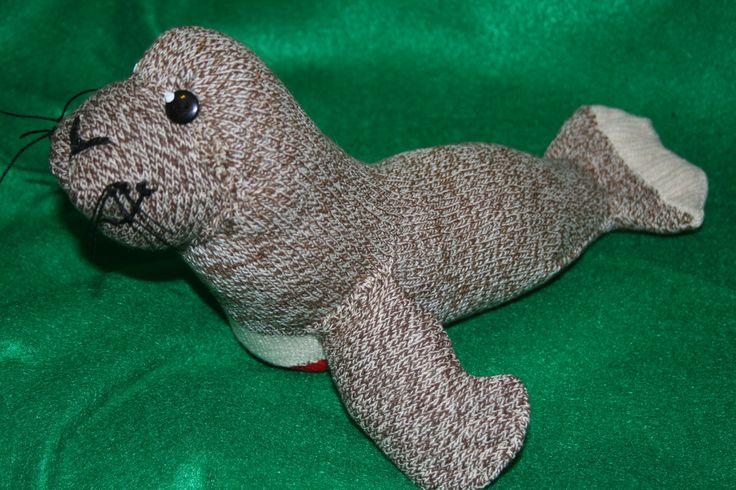 Polar Bear, Seal, Monkey Balls MORE - Sockmonkeyandfriends.com