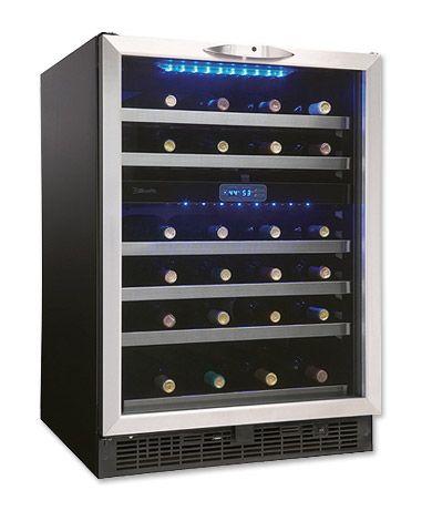 Danby DWC518BLS Wine Cooler