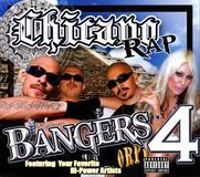 Chicano Rap Bangers, Vol. 4 [CD] [PA]