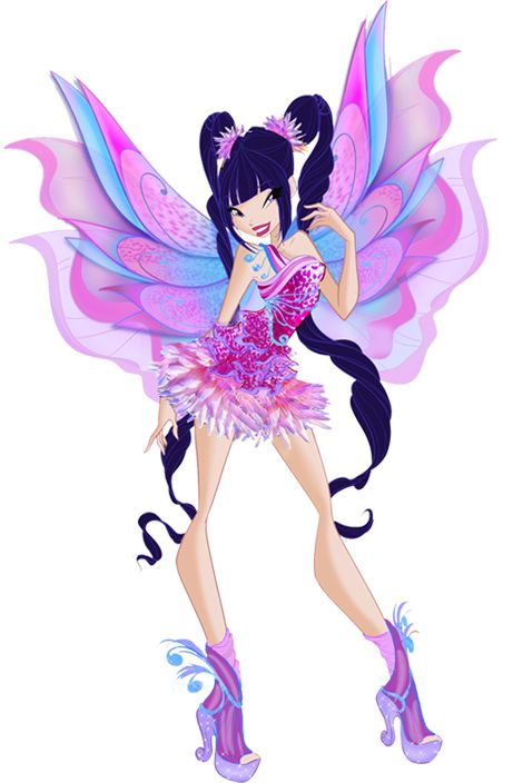 20 best winx images on pinterest winx club fairies and - Les winx musa ...