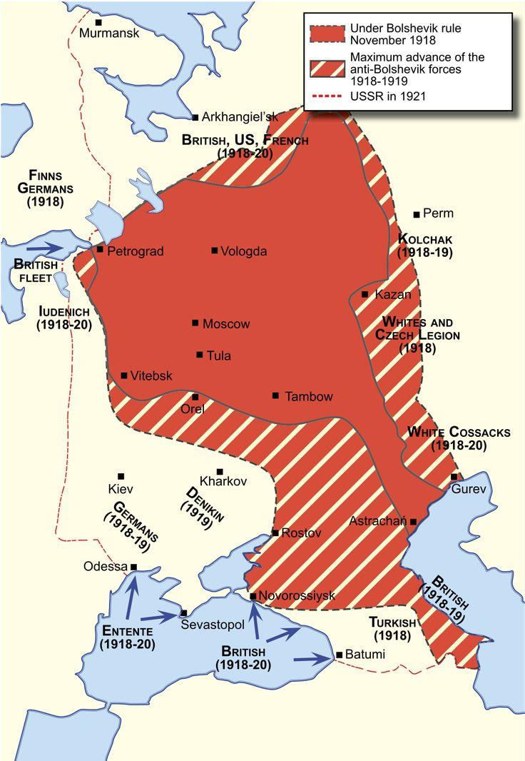 history of bolsheviks Bolsheviks seize control of the russian  commander-in-chief bolshevik army leon  ©2018 mchabu the history of us® and the history of the world .