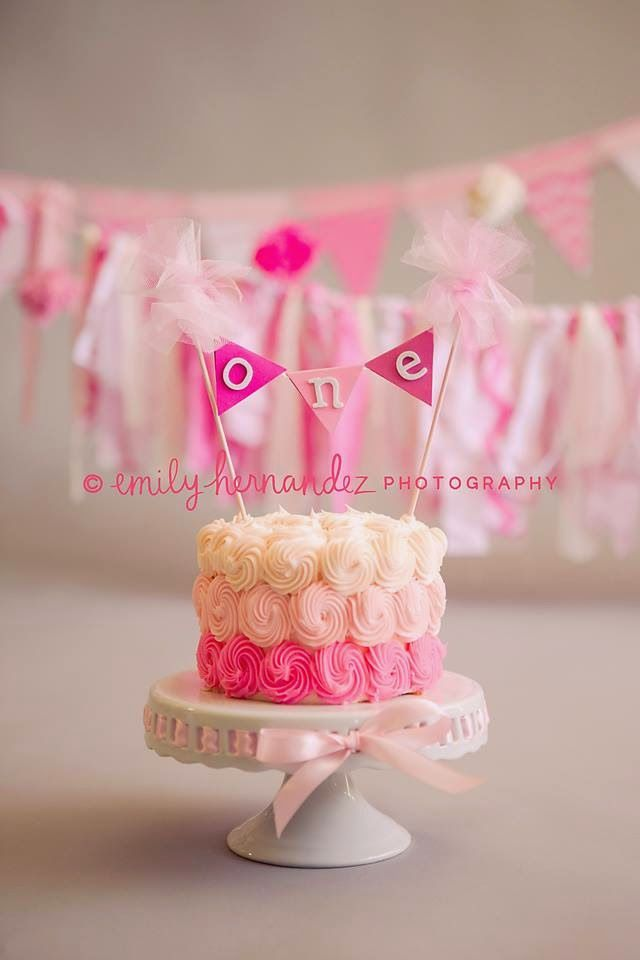 NatalieKMudd: Pretty In Pink 1st Birthday