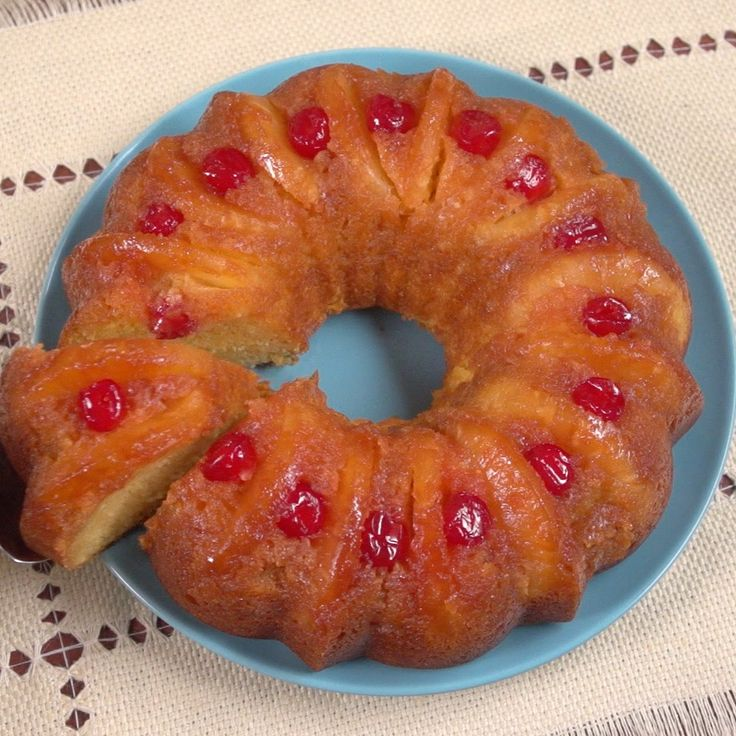 Del Monte Pineapple Cake Recipe