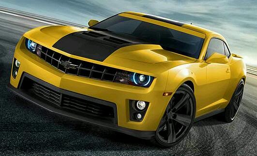 2012 Chevrolet Camro ZL1... wish it was a different color