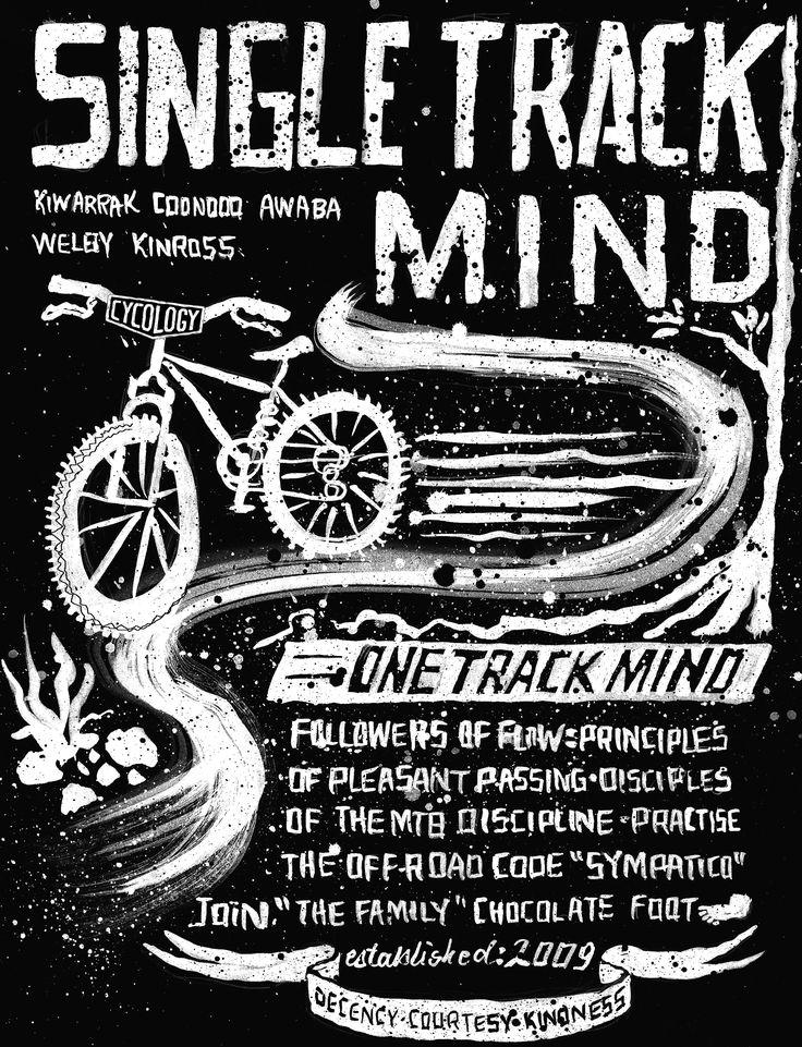 Single tracks winterberg