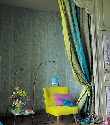 Designers Guild Bakst fabric, Autumn 2010