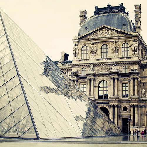 Louvre - Been there, amazing!