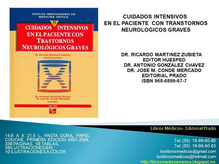 Mejores 15 imgenes de tpicos innovadores en medicina critica libro de neurologa cuidados intensivos en el paciente con trastornos neurologicos graves fandeluxe Images