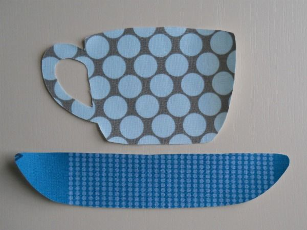 Applique mug rug tutorial