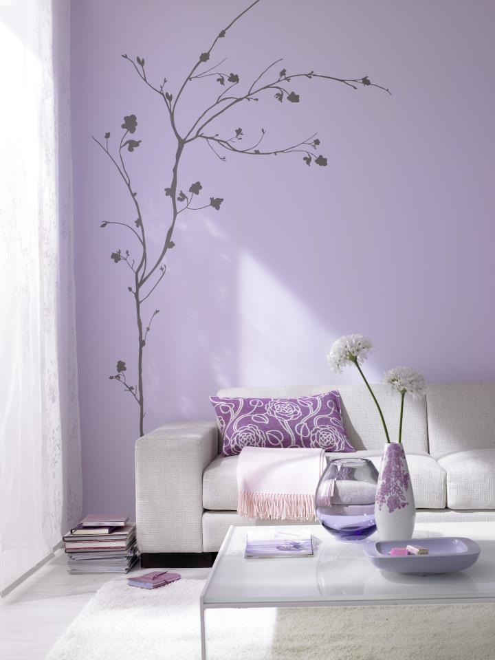 19 besten neue farbe f r dein zuhause bilder auf pinterest sch ner wohnen farben wandfarben. Black Bedroom Furniture Sets. Home Design Ideas
