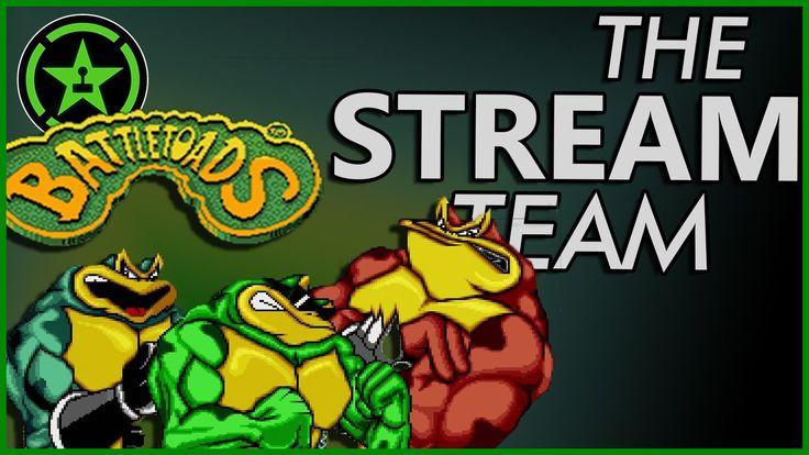 Battletoads gameplay the stream team twitch highlights