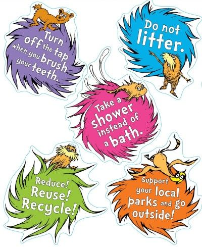 The Lorax Recycling Quotes. QuotesGram by @quotesgram
