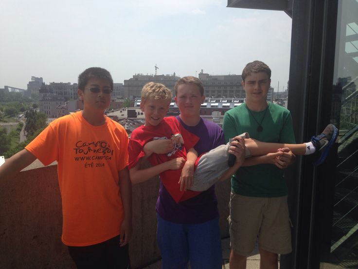 Having fun at the top of the clock tower #Montreal #funinfrench #spoiled #fastfriends