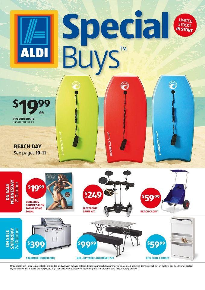 Aldi Special Buys Week 43 October 2015 Featuring